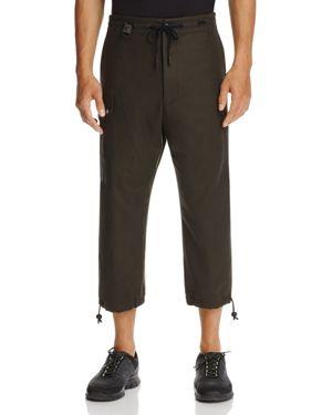 Y-3 Cropped Utility Pants