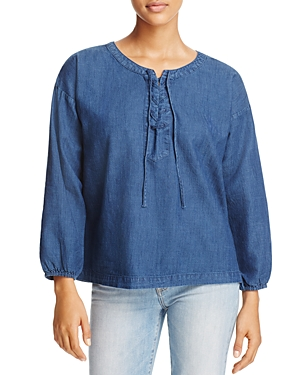 Soft Joie Andiva Lace-Up Top - 100% Exclusive