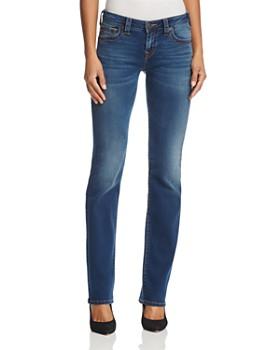 17ed15da60f True Religion - Billie Straight Jeans in Tried  n  True Blue ...
