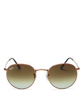 Ray-Ban - Unisex Icons Round Sunglasses, 53mm