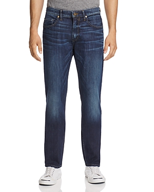 Paige Federal Slim Fit Jeans in Jerry