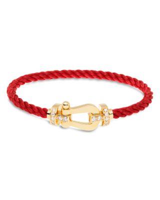 Force 10 Large Cable Bracelet