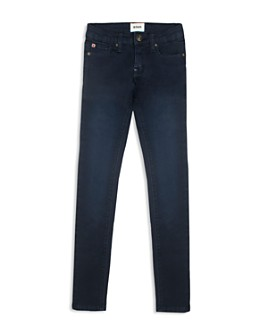 Hudson - Girls' Collin Canal Blue Wash Skinny Jeans - Big Kid