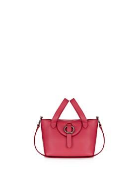 meli melo - Thela Rose Mini Leather Satchel