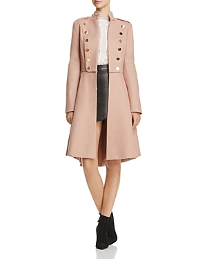 Alice + Olivia Rossi Military Coat