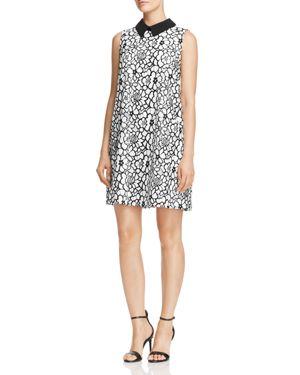 nanette Nanette Lepore Floral A-Line Dress