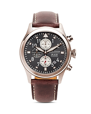 Jack Mason Aviator Chronograph Watch, 42mm