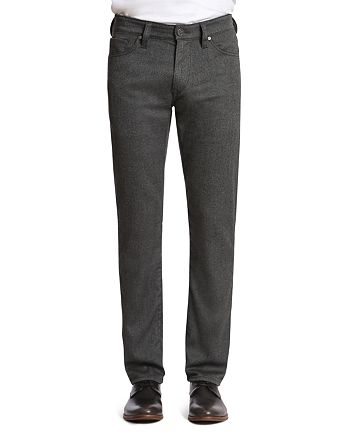 34 Heritage - Charisma Comfort-Rise Classic Straight Fit Jeans in Grey Feather