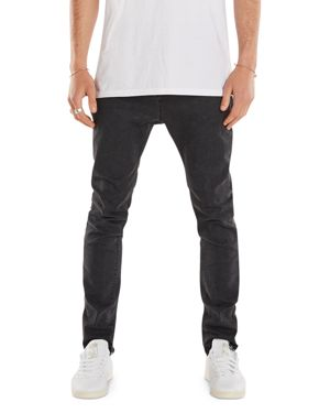 Zanerobe Joe Blow Slim Fit Jeans in Black