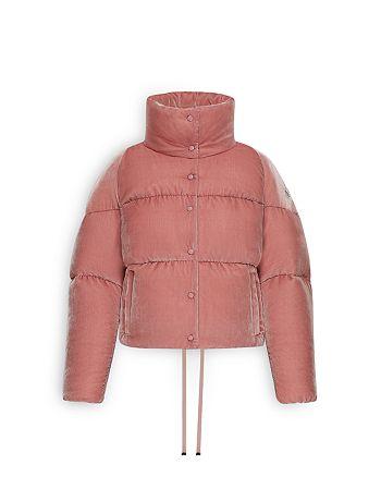 Moncler - Women's Cercis Velvet Down Coat