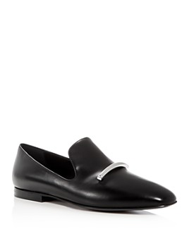 Via Spiga - Women's Tallis Leather Loafers