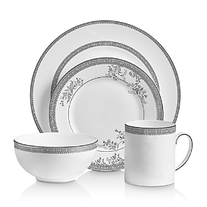 Vera Wang Wedgwood Lace 4-Piece Setting