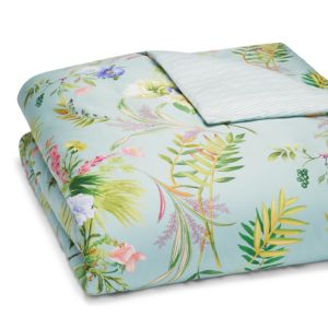 Yves Delorme Bouquets Duvet Cover, Full/Queen