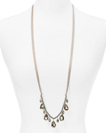 "Chan Luu - Self-Tie Necklace, 43.5"""