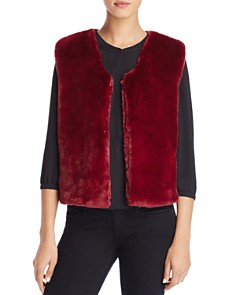 Echo Plush Vest - 100% Exclusive - Bloomingdale's_0