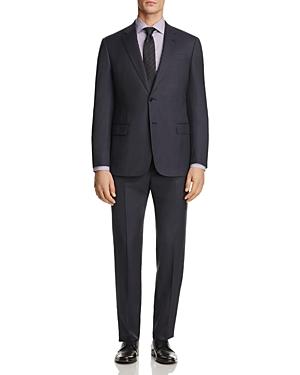 Armani Collezioni Micro Check Classic Fit Suit