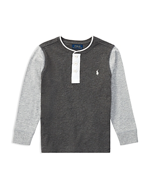 Ralph Lauren Childrenswear Boys Henley  Little Kid