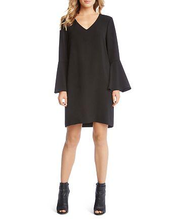 Karen Kane - Madeline Bell-Sleeve Dress