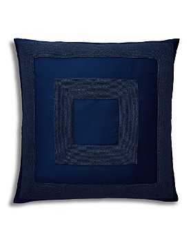 "Ralph Lauren - Amaya Beaded Decorative Pillow, 18"" x 18"""