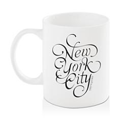Bloomingdale's - NYC Script Mug - 100% Exclusive