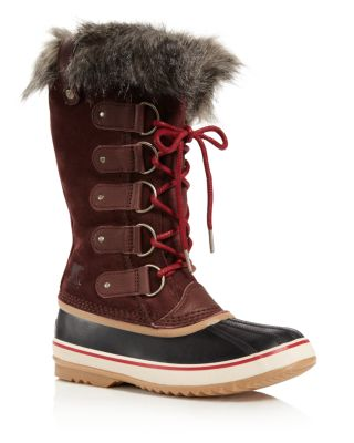 JOAN OF ARCTIC COLD WEATHER BOOTS