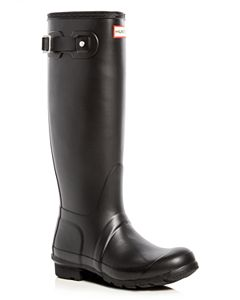1375b5ba7f Jimmy Choo Edith Rubber & Leather Tall Boots | Bloomingdale's