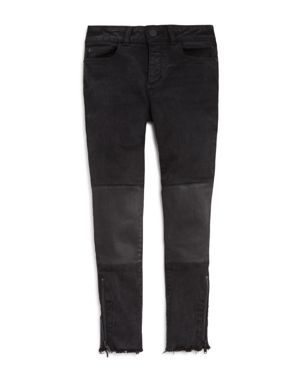 Blanknyc Girls' Ankle-Zip Skinny Jeans - Big Kid thumbnail