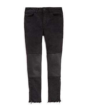 Blanknyc Girls' Ankle-Zip Skinny Jeans - Big Kid