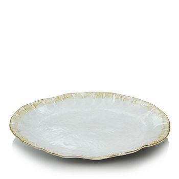 VIETRI - Perla Oval Platter