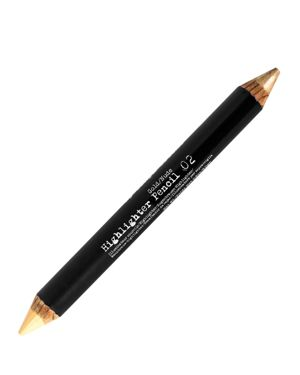 THE BROW GAL Highlighter Pencil - 02 Gold/ Nude