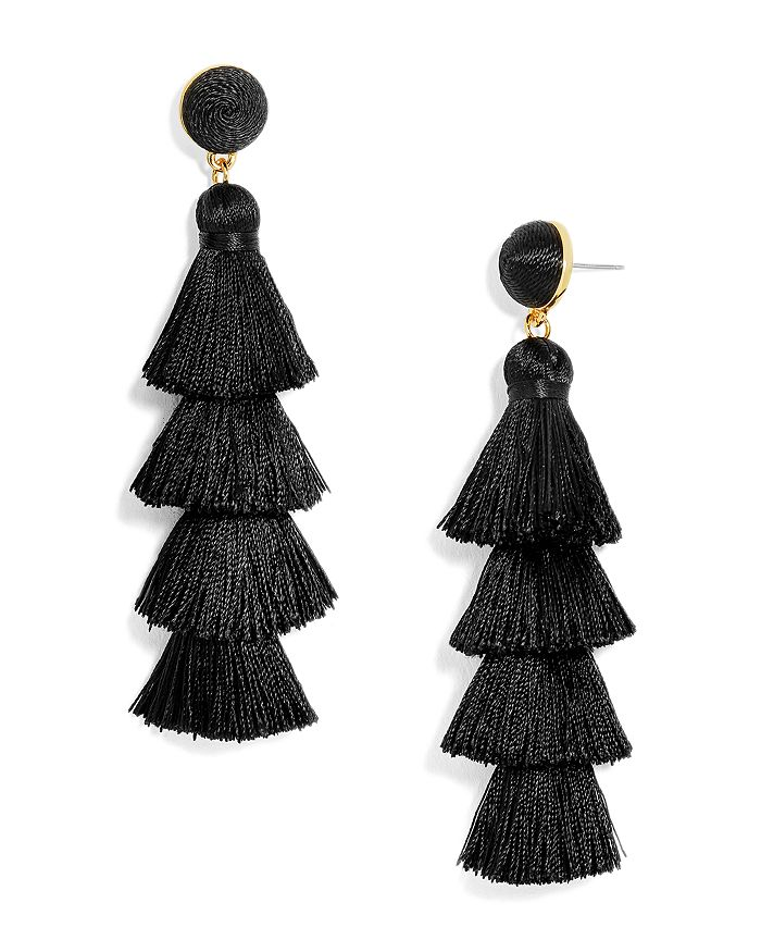 BAUBLEBAR - Gabriela Tiered Tassel Earrings