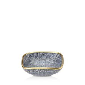 Michael Wainwright Panthera Blue and Gold Small Bowl - 100% Exclusive
