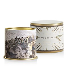 Illume Woodfire Large Tin Candle - Bloomingdale's_0