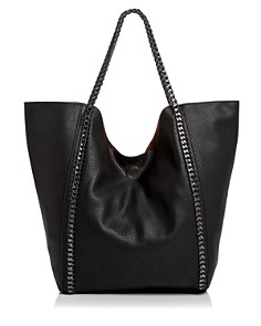 Street Level - Chain Link Trim Large Tote