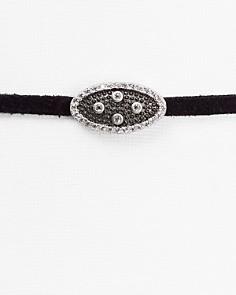 "Freida Rothman - If Charm Choker Necklace, 11"""