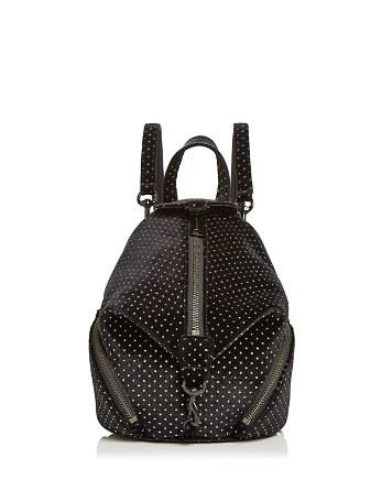 $Rebecca Minkoff Julian Convertible Mini Velvet Backpack - 100% Exclusive - Bloomingdale's