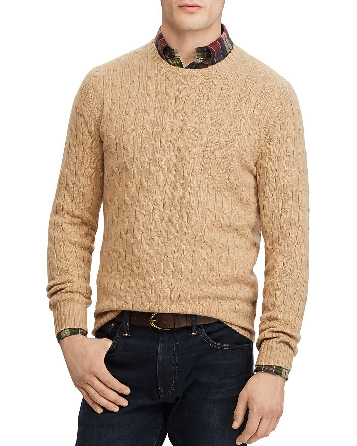 nice cheap various colors newest Cashmere Cable-Knit Sweater