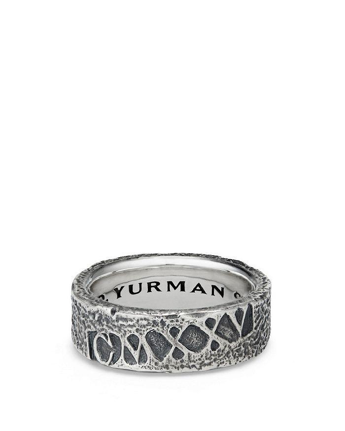 David Yurman - Shipwreck Band Ring, 8mm