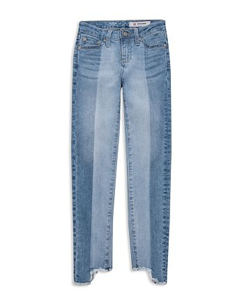 ag Adriano Goldschmied Kids - Girls' The Remake Two-Tone Jeans - Big Kid