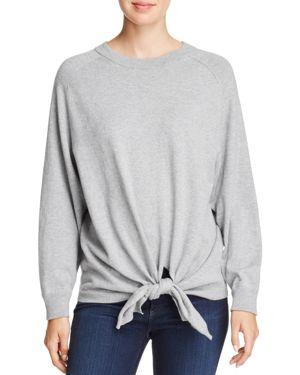 Vince Tie-Waist Crewneck Sweater - 100% Exclusive