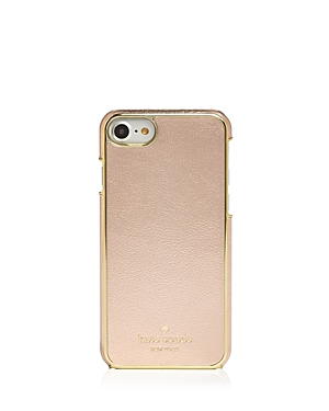 kate spade new york Leather iPhone 7/8 Case