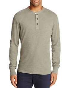 rag & bone Standard Issue Classic Cotton Henley - Bloomingdale's_0