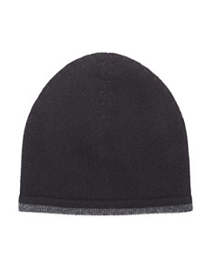 The Men's Store at Bloomingdale's Solid Cashmere Skull Cap_0