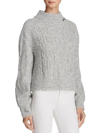 Bloomingdale's Sweater Joie Garlan Puff Sleeve wSxtIR6qZt