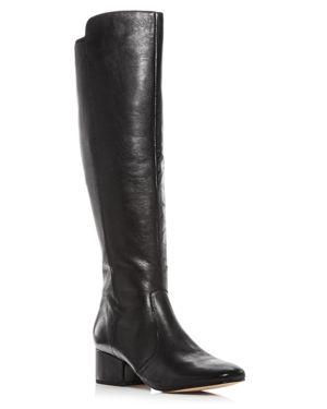 Marc Fisher Ltd. Women's Tawn Leather Tall Boots