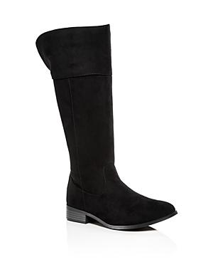 Steve Madden Girls' Lites Embellished Tall Boots - Little Kid, Big Kid