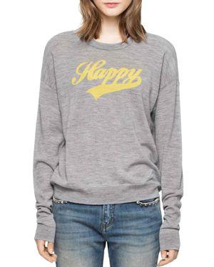 Zadig & Voltaire Kansas Bis Merino Sweater