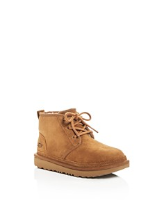 UGG® - Boys' Neumel II Suede Boots - Little Kid, Big Kid