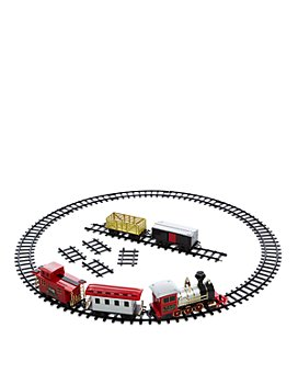 FAO Schwarz - Motorized Train Set - Ages 8+