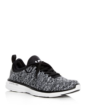 APL Athletic Propulsion Labs - Women's Phantom TechLoom Knit Lace Up Sneakers